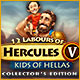 Download 12 Labours of Hercules V: Kids of Hellas Collector's Edition game