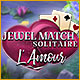 Jewel Match Solitaire: L'Amour Game