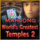 World's Greatest Temples Mahjong 2 Game
