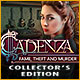 Download Cadenza: Fame, Theft and Murder Collector's Edition game