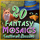 Download Fantasy Mosaics 20: Castle of Puzzles game
