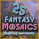Fantasy Mosaics 25: Wedding Ceremony Game
