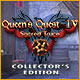 Queen's Quest IV: Sacred Truce Collector's Edition Game