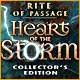 Download Rite of Passage: Heart of the Storm Collector's Edition game