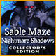 Download Sable Maze: Nightmare Shadows Collector's Edition game
