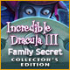 Download Incredible Dracula III: Family Secret Collector's Edition game