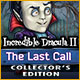 Download Incredible Dracula II: The Last Call Collector's Edition game
