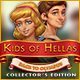 Kids of Hellas: Back to Olympus Collector's Edition Game