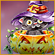 Sweet Holiday Jigsaws: Halloween Night Game