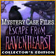 Download Mystery Case Files: Escape from Ravenhearst Collector's Edition game